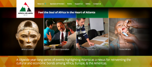 Visit the Africa Atlanta Archive Website
