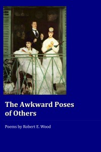 Robert E. Wood's book of poetry, The Awkward Poses of Others, which earned him the Author of the Year in Poetry Award by the Georgia Writers Association