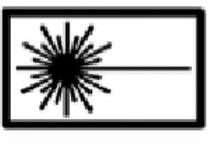 Laser Hazard Icon